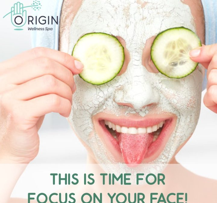 It's time for a facial doll!