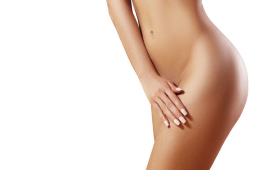 88623118 - waxing for beautiful woman. brazilian laser hair removal bikini line an sexy body shapes. body care and clean skin. sexy woman in spa